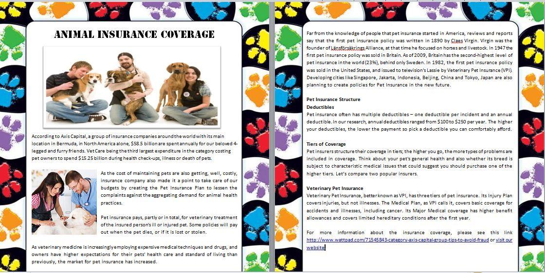 Animal Insurance Coverage Http Www Wattpad Com 71545843
