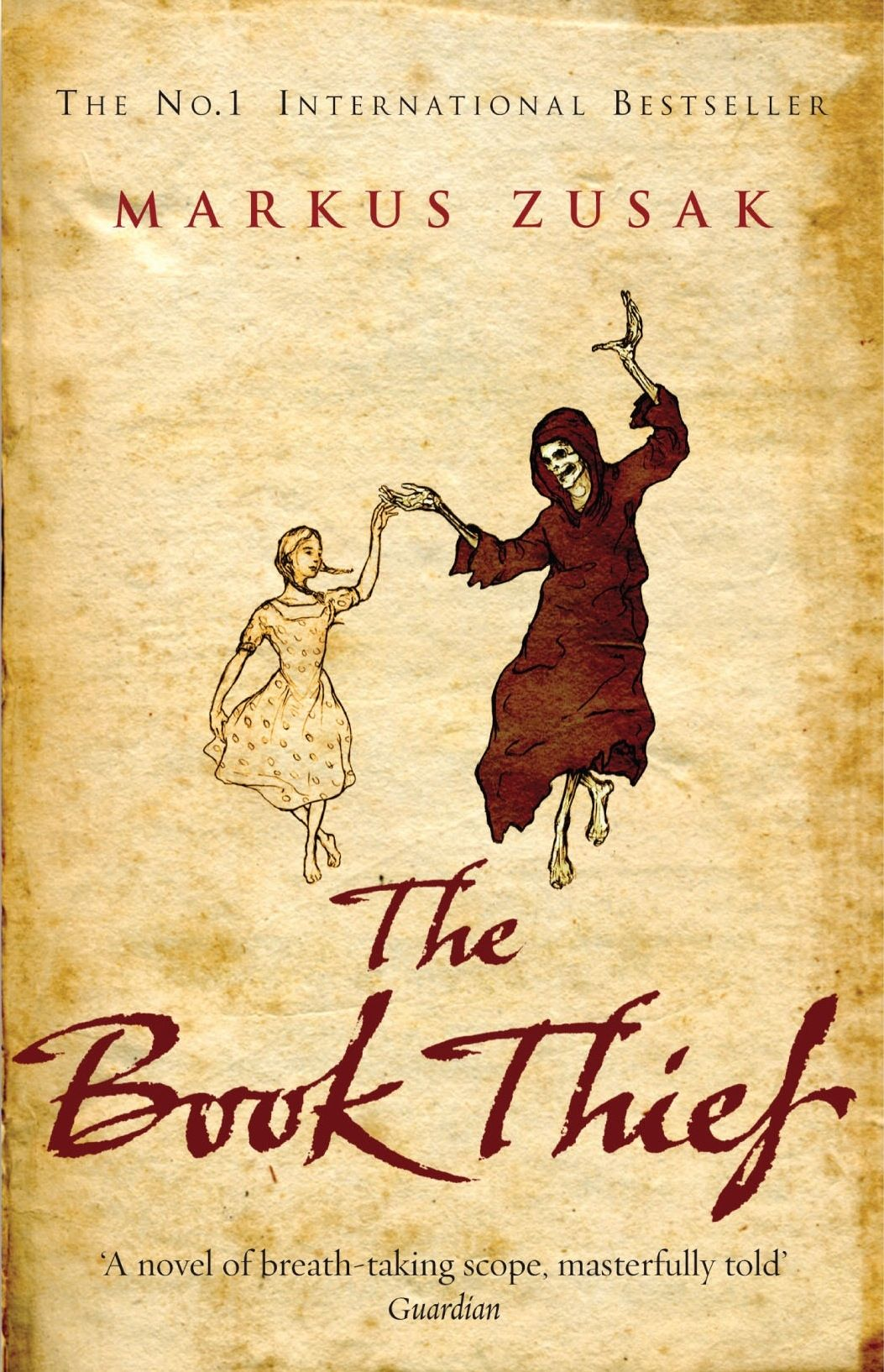 The Best 100 Closing Lines From Books The Book Thief Books