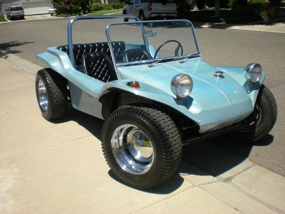 1972 Volkswagen Beetle Clic Dune Buggy In Ebay Motors Cars Trucks
