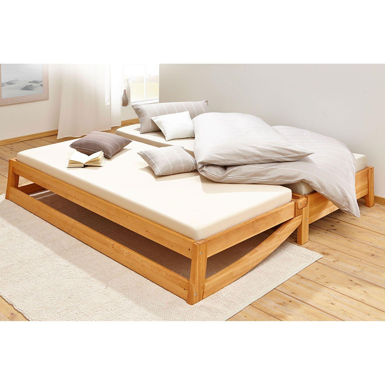 Klapp-Gäste-Bett | interior design | Pinterest | Gast, Bett und ...