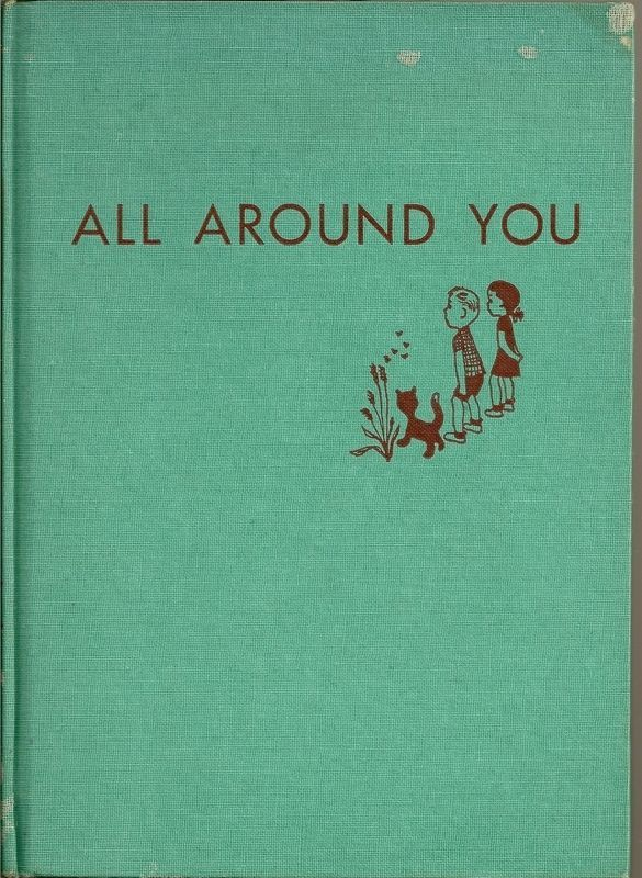 All Around You First Look at the World HC 1951 Bendick