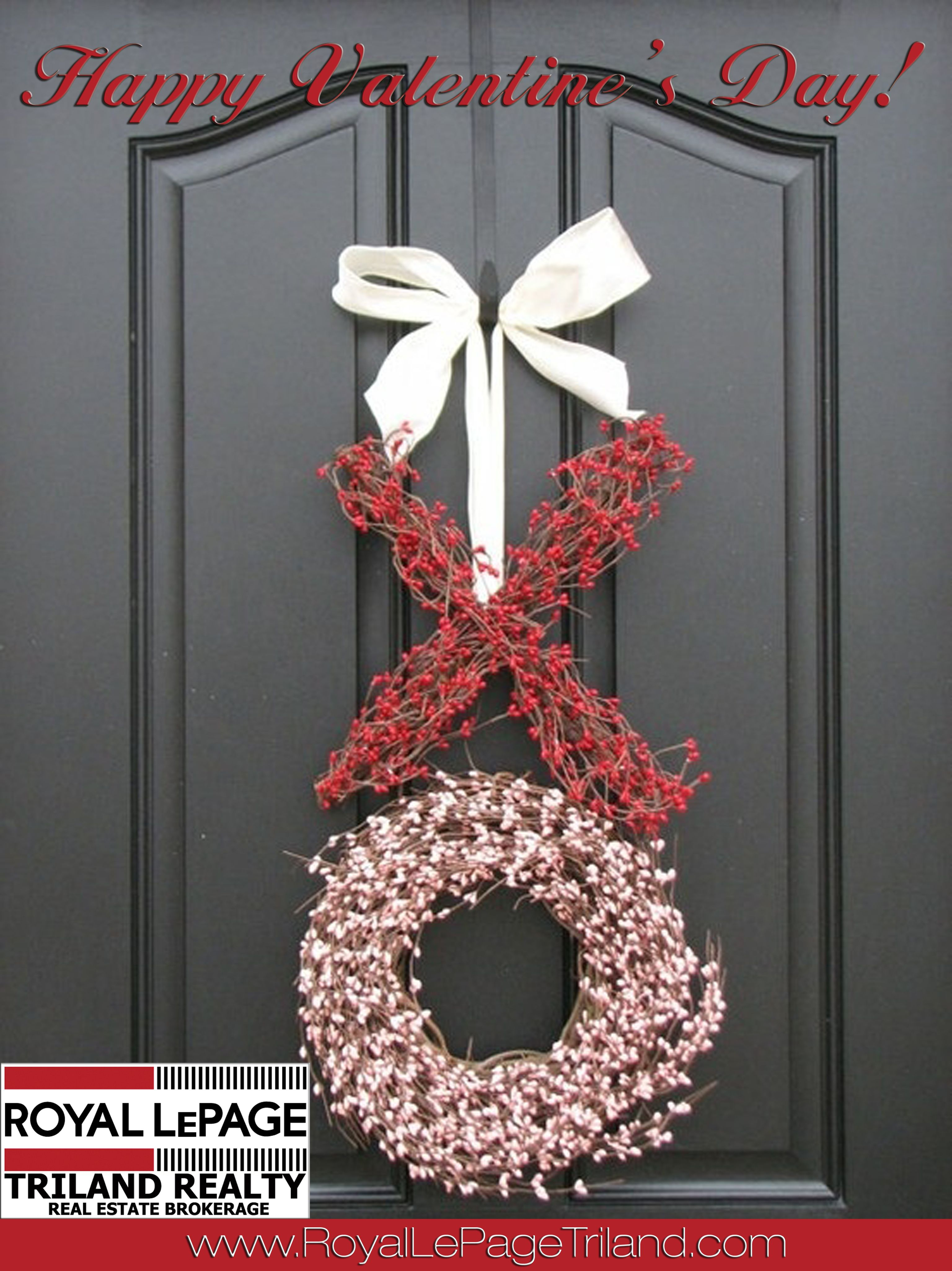Royal Lepage Triland Realty Happy Valentines Day London Ontario