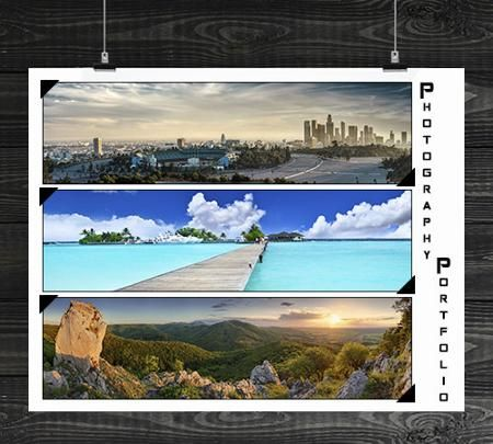 11 Fabulous Ideas to Make a Professional Portfolio Cover Page - professional cover page