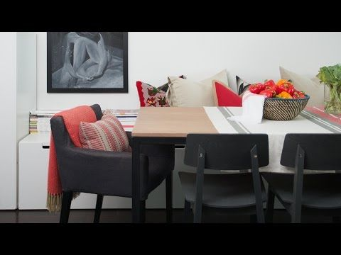Interior Design – How To Live Large In A Small Condo - YouTube ...