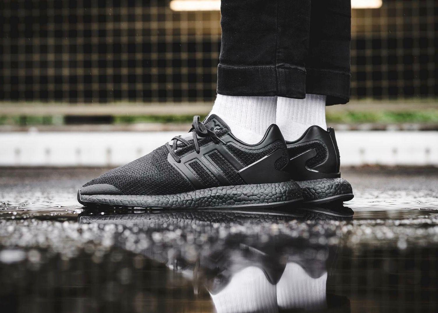 adidas Y 3 Pure Boost: Triple Black | Triple black, Adidas