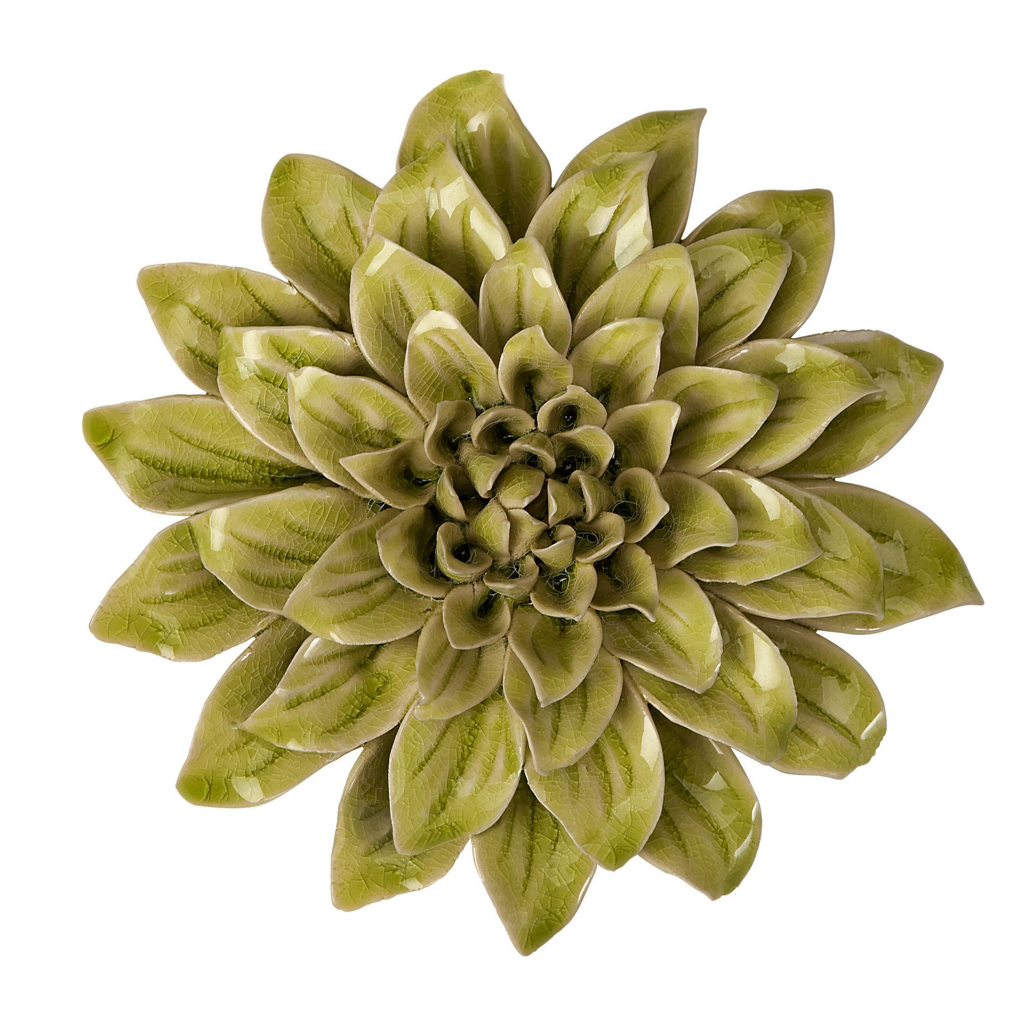 Woodland Imports Isabella Small Flower Wall Décor & Reviews ...