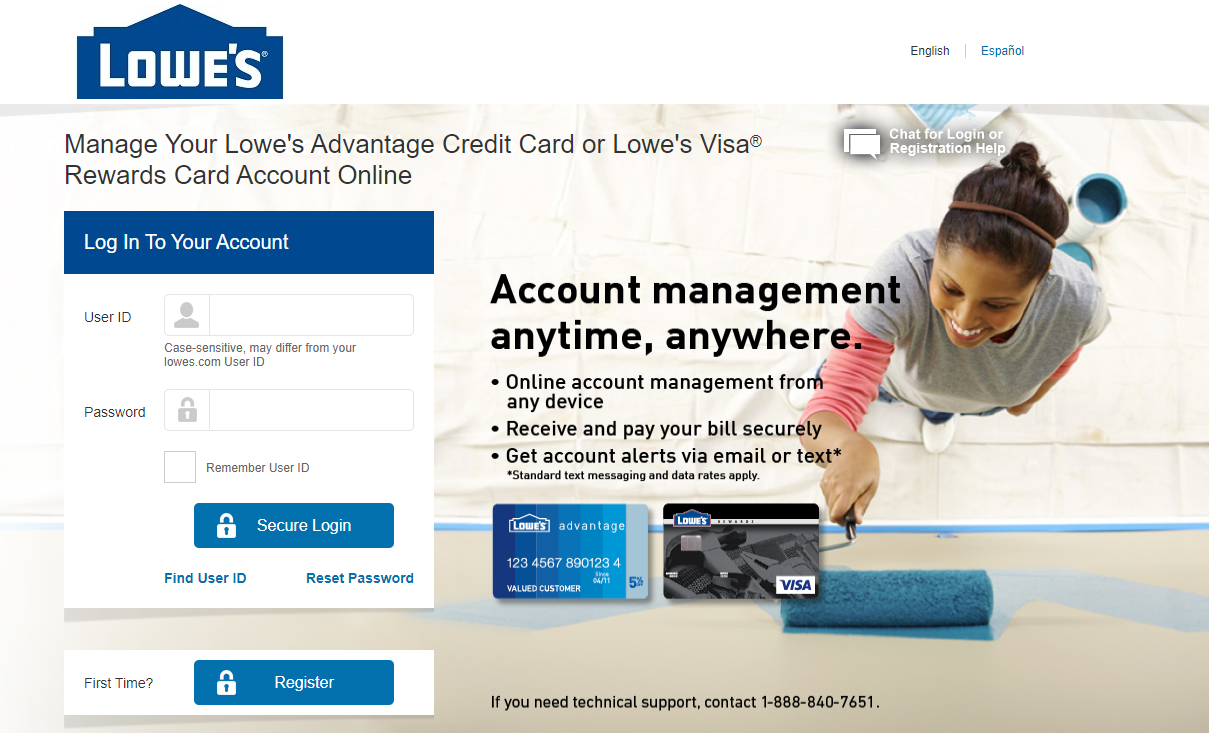 Www Lowes Com Activate How To Activate Lowe S Credit Card In 2020 Reward Card Credit Card Credit Card Online