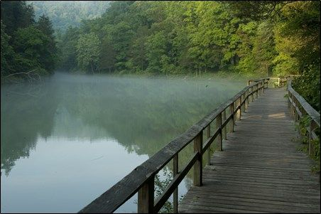 Mirror Lake at Fifty Six
