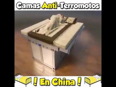 Inventada cama ANTI-SISMOS | Luso Jornal 2015