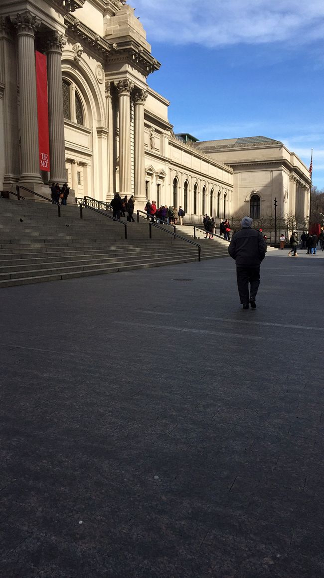 A March 3, 2016 Photographic Trip to the Metropolitan Museum of Art in New York City