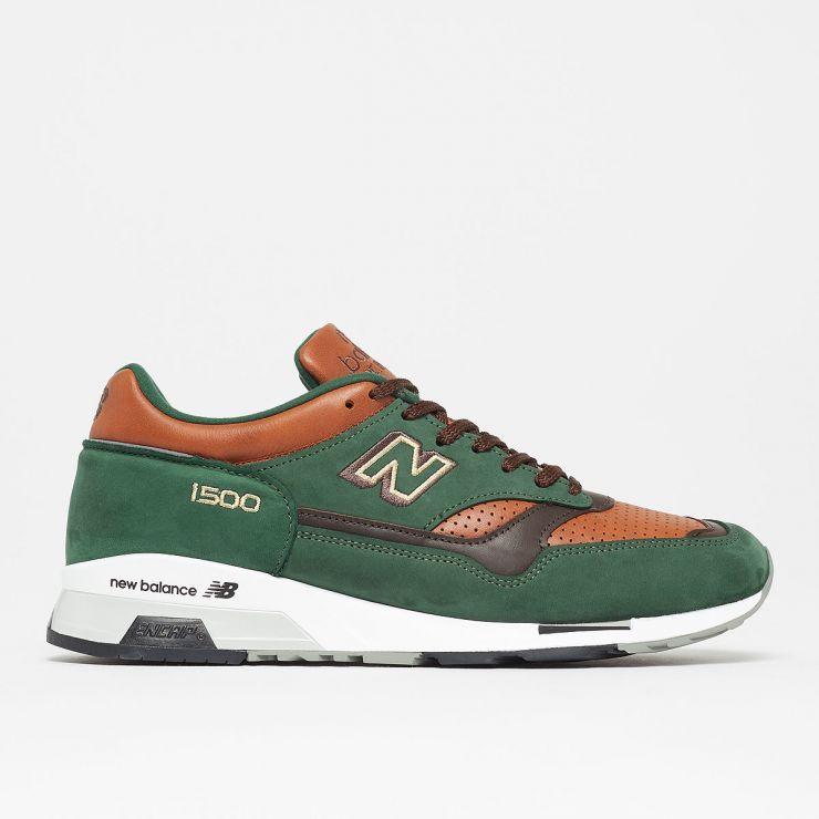 new balance uomo green