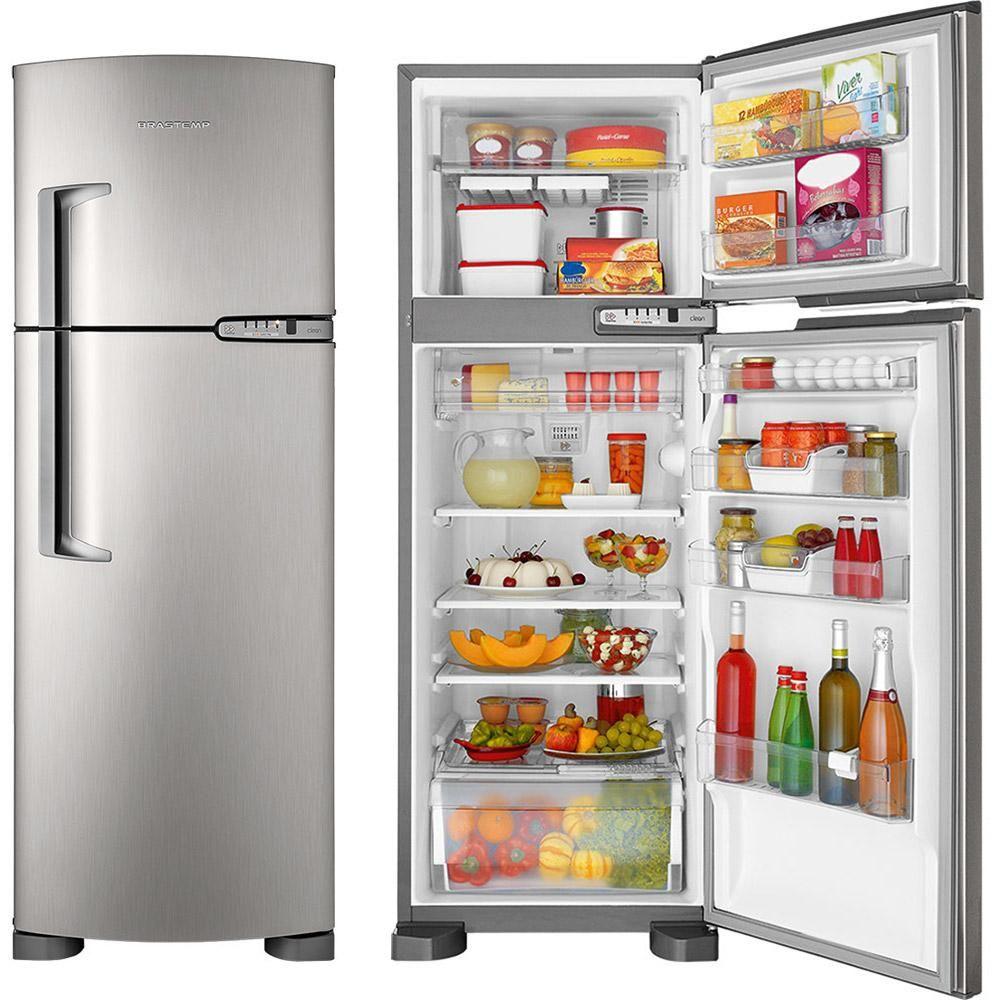 Refrigerador Brastemp Ative Brm39ek 352 Litros 2 Portas Frost Free