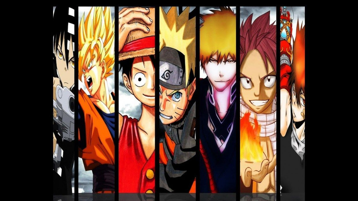 Five latest tips you can learn when attending ten best anime series ten best anime