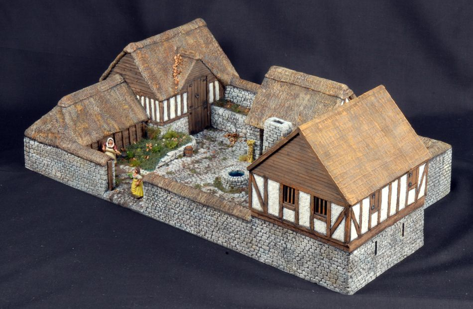 Fortified Farm View1 Fortified Homes Pinterest
