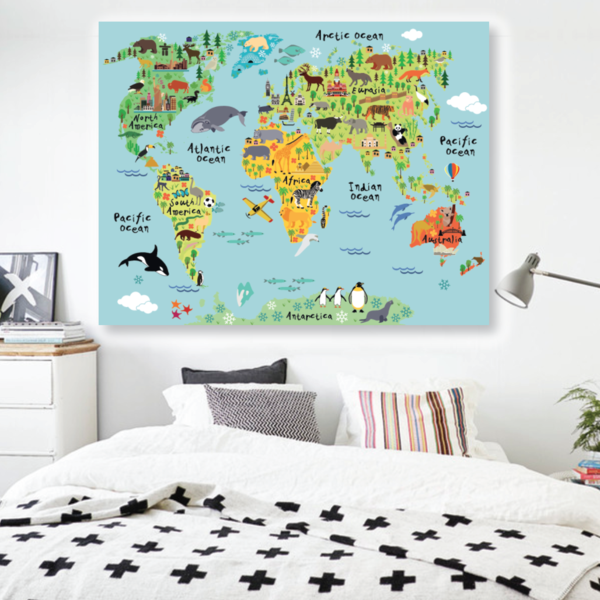 World map decal countries of the world map kids country world map world map decal countries of the world map kids country world map poster peel gumiabroncs Image collections