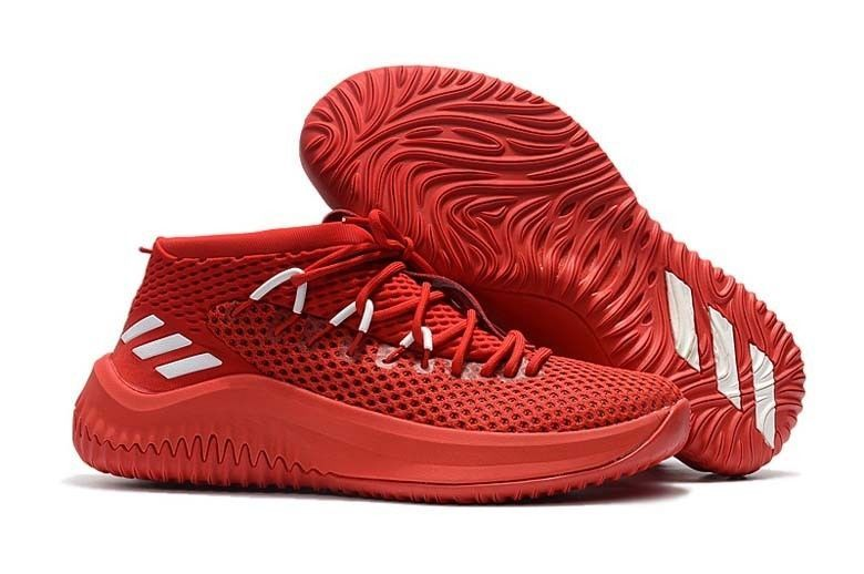 a7d9f3bc2112a Details about Adidas Dame 4 Lillard Men s Basketball Shoes B76013 ...