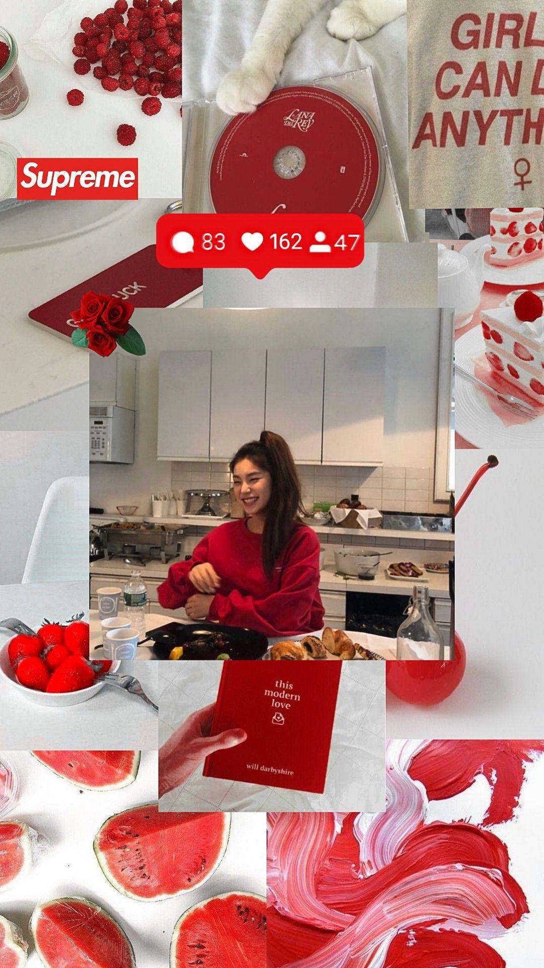 Mandys Gambar Merah