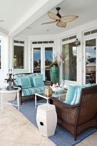 Coastal Decor Outdoor Living Coastal Living Rooms Patio