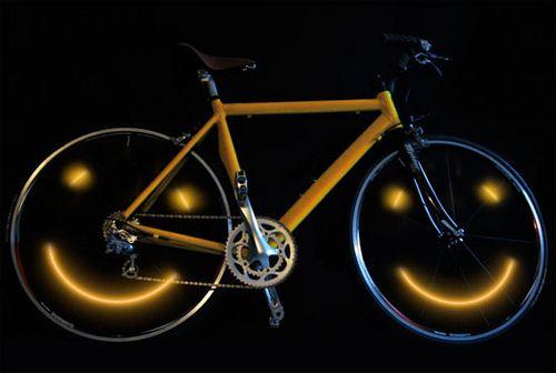 Joyrider Smile Cycle Bicycle Bike Bicycle Lights