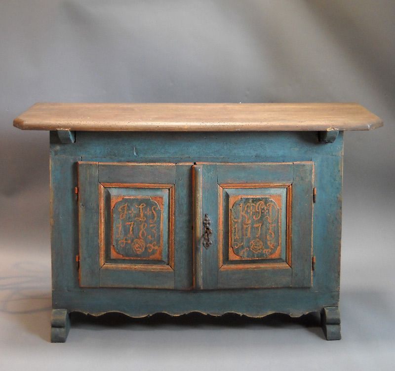 Swedish Antique Furniture Dining Tables Sideboards ...