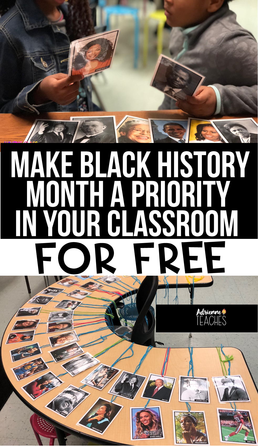 Photo of Incorporate Black History In Your Classroom All Month