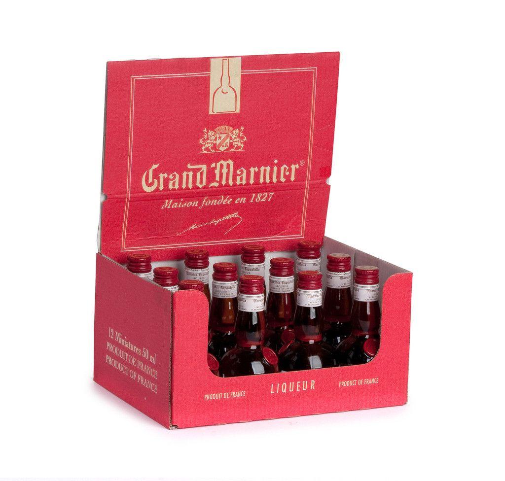 Grand marnier liqueur 50ml grand marnier liqueur mini