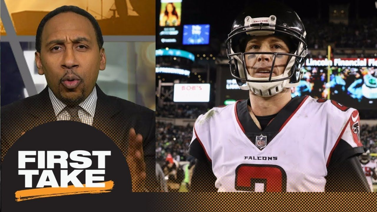 Espn News Stephen A Smith Blames Matt Ryan For Falcons Loss To Eagles Matt Ryan Espn Stephen