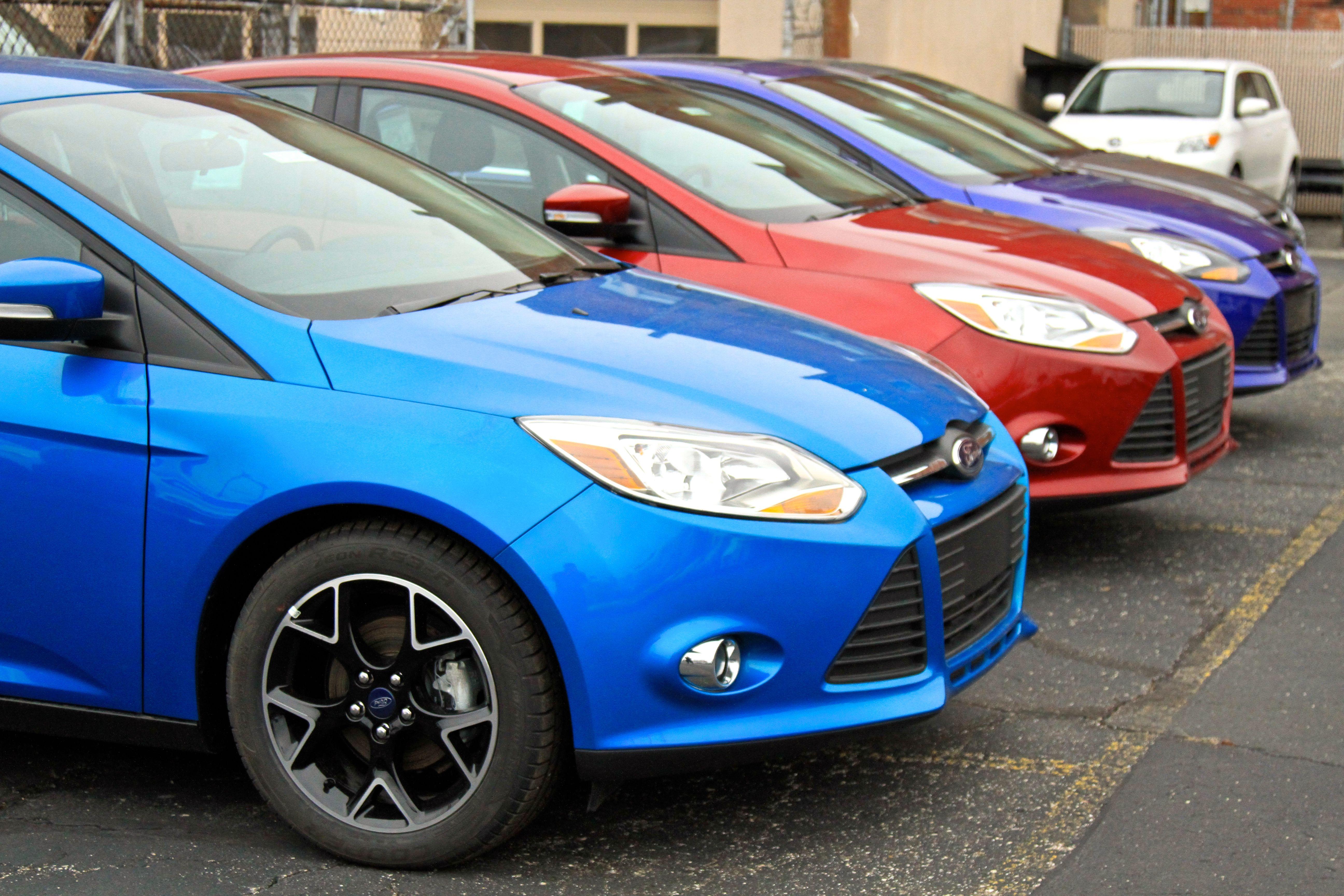 Ford Car Dealerships Louisville Ky