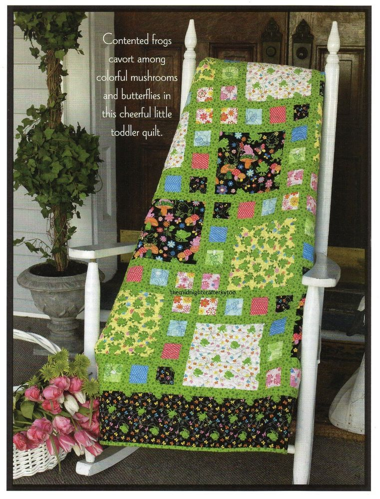 Arcadia Quilt Pattern Pieced Kn Quilts Quilt Patterns Toddler Quilt