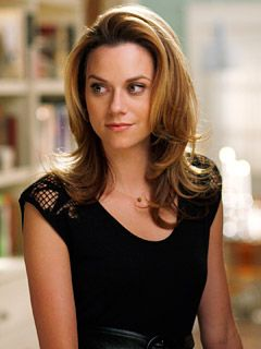 Day 26. Best Acting Job by Hilarie Burton: A few things stand out: like in season two when she's all alone and accused of being gay was very powerful. Then season three was great with Ellie and the school shooting. Then in season 5 we see her deal with not being with Lucas, which was heartbreaking. The season two stretch just sticks out to me, though. You could feel her loneliness.