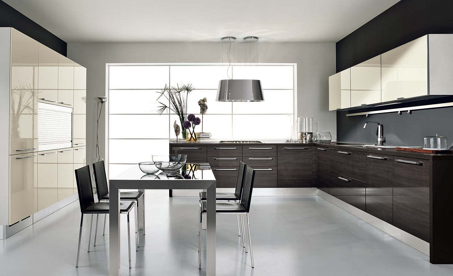 Lucenti Altay Interiors | Apartment dining room, Kitchen ...