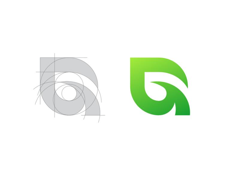 Loading Letter G Logo Design Inspiration Landscape Logo
