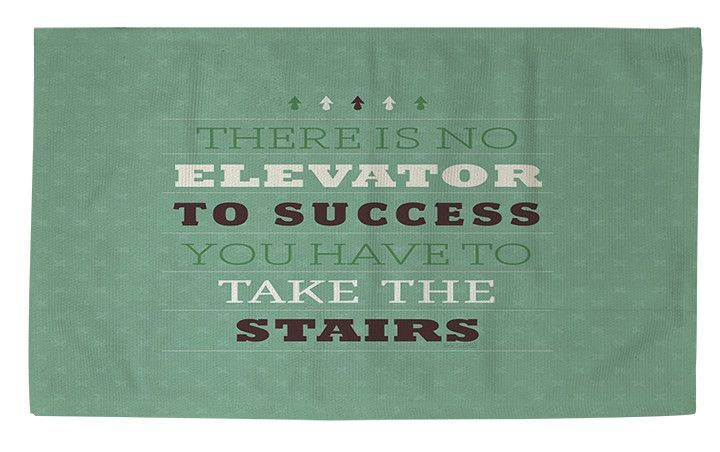 Take the Stairs Area Rug