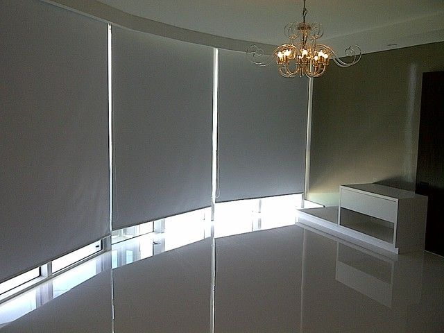 Is Blackout Roller Blinds Suitable For Office Interior