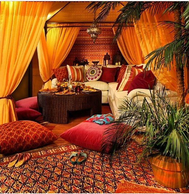 15 Beautiful Mediterranean Living Room Designs You Ll Love: 15 Outstanding Moroccan Living Room Designs