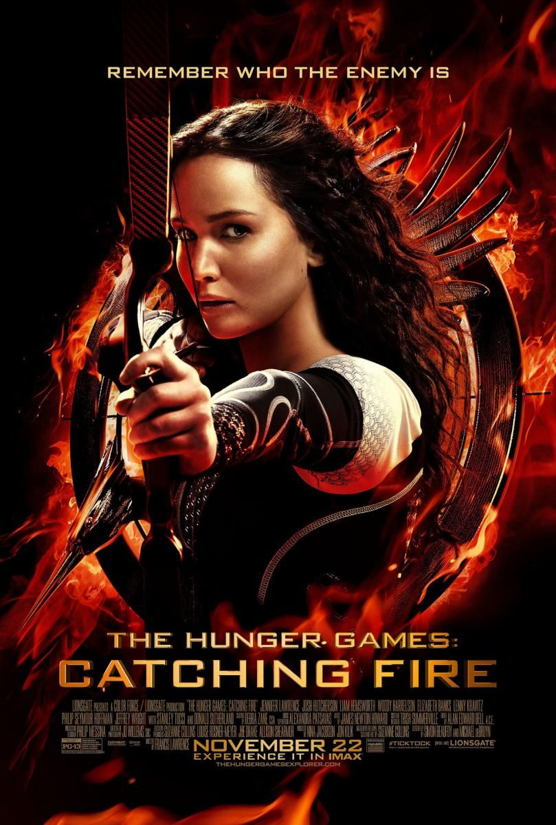 The Hunger Games Catching Fire Juegos Del Hambre 2 Juegos Del Hambre Carteleras De Cine