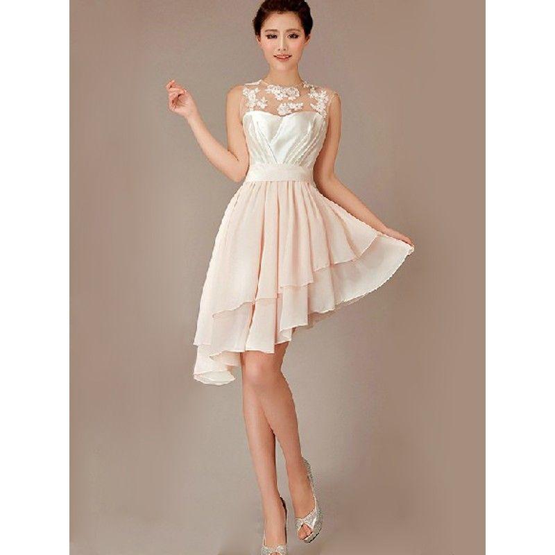 Simple Short Formal Dresses
