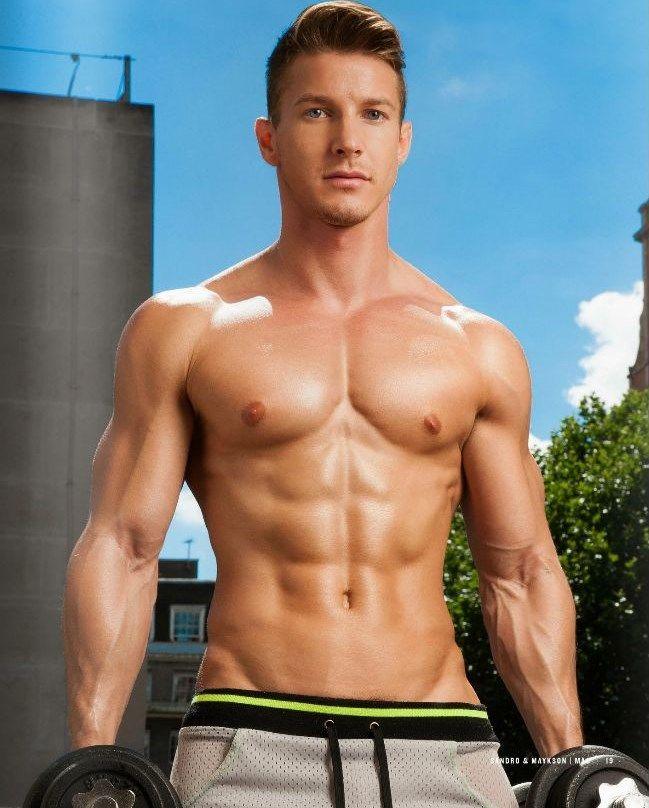 Peter Baranyai: Male Desire. Sandro & Maykson Photos