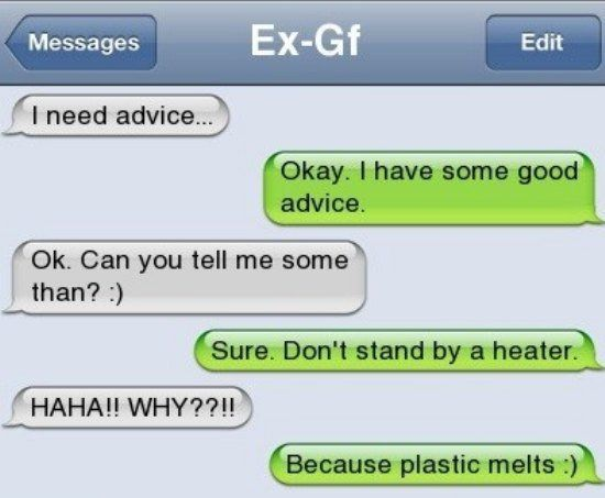 Brilliant responses to ex-texts that made my morning (35 Photos)