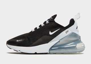 Air Max 270 Dames - Zwart - Dames, Zwart | Nike shoes blue ...