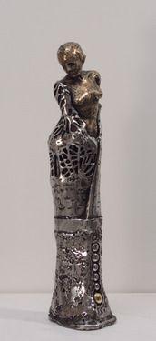 "Saatchi Online Artist massimiliano cacchiarelli principi; Sculpture, ""AETHERE"" #art"