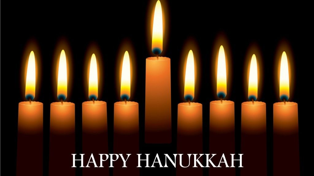 Happy Hanukkah Wallpaper
