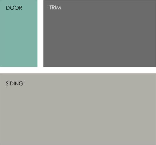 Front And Center Color When To Paint Your Door Green House Paint Exterior Paint Colors For Home House Colors