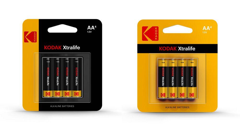 New Logo And Identity For Kodak By Work Order Branding Branding Design Kodak