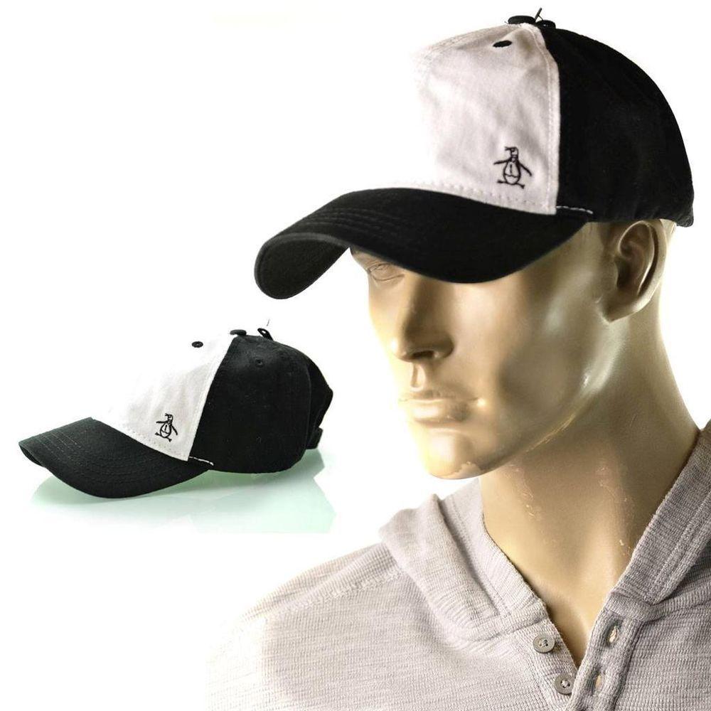 Penguin Original Musungwear Hat Mens Jersey Lid Baseball Cap One Size New Men Baseball Cap Penguins