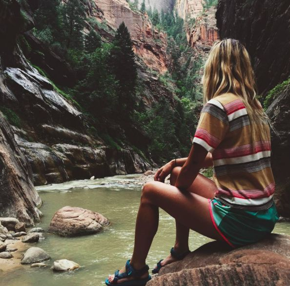 Teva® -   #OutdoorTravelAdventure