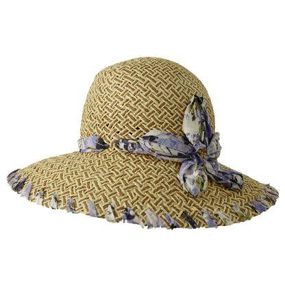 411e1e00 Brise Hat Medium Brim by Grace Hats   Hatagories.com   Summer fun ...