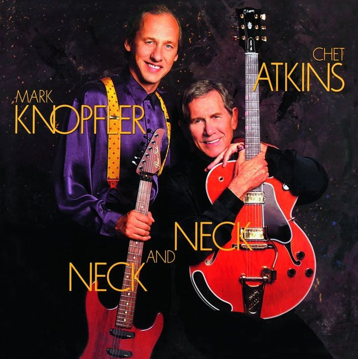 Neck And Neck Mark Knopfler Vinyle Et Blues