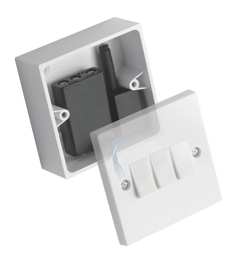 EasySwitch EST.1 Wireless Switching Transmitter in light switch ...