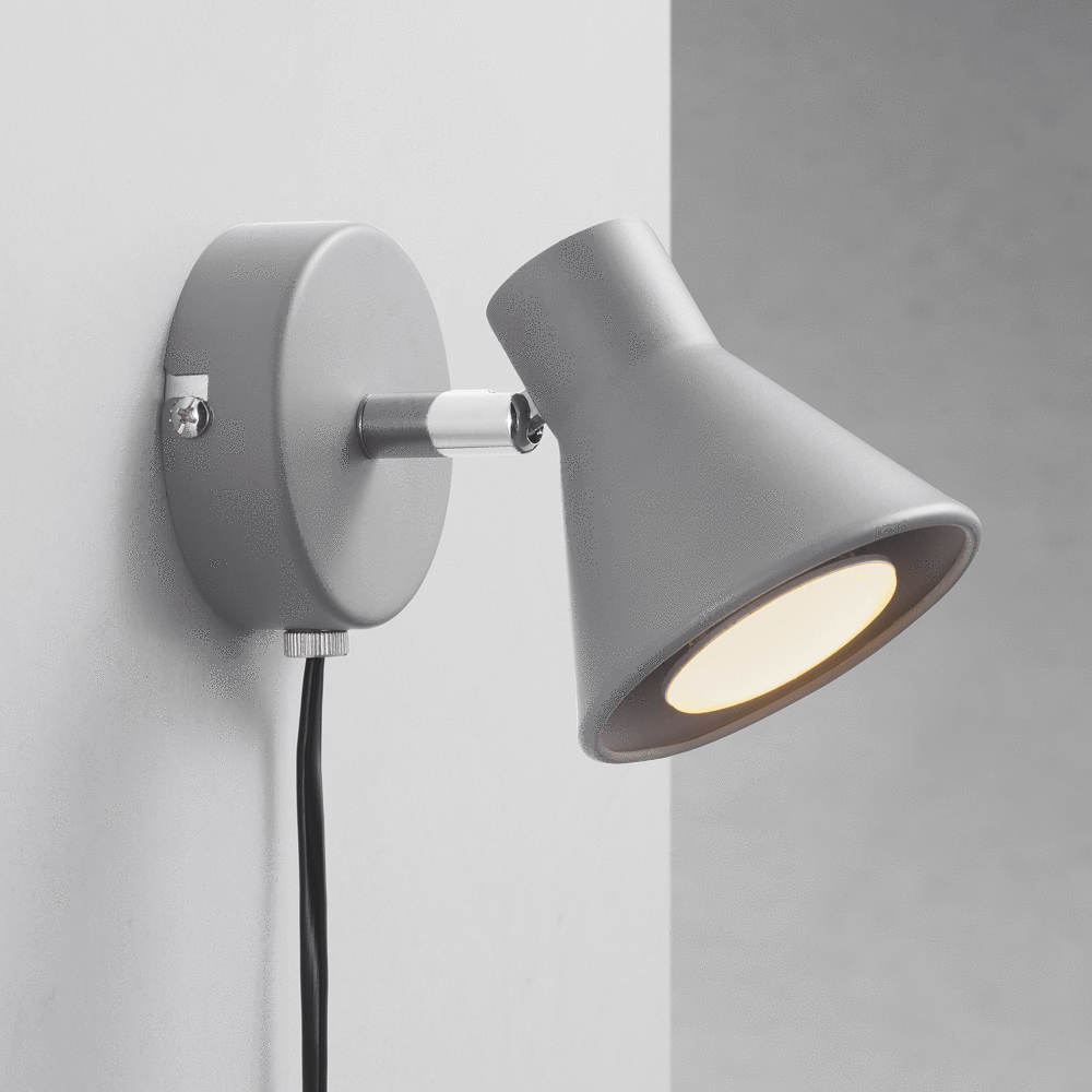 Eik Wall Spotlight Plug In Wall Lights Wall Lights Bedroom Wall Lights